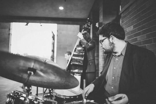 Drummer and composer Joel Oroz