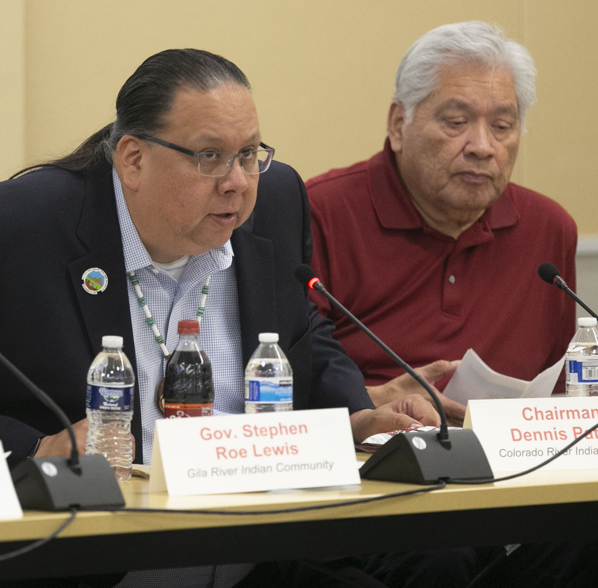 Gila River Indian Community moves ahead with Colorado River drought plan after clash with lawmaker