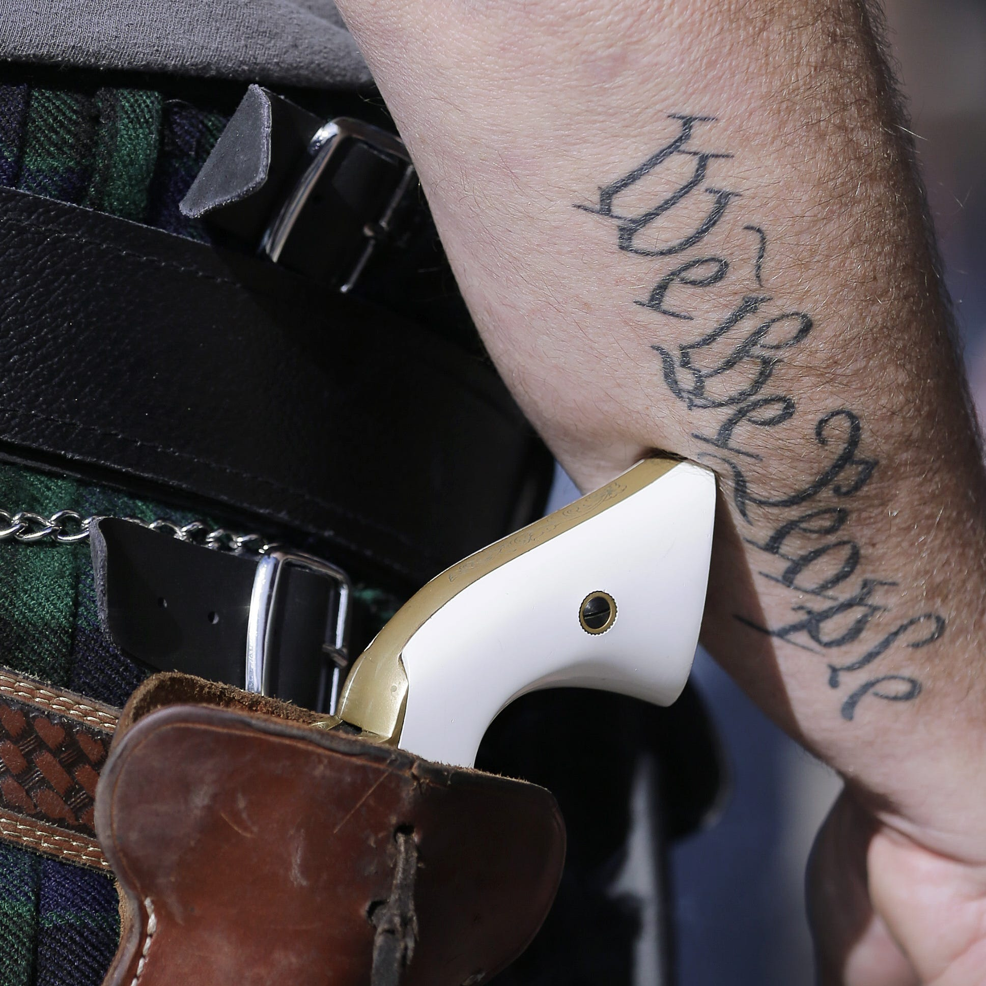 GOP introduces long-shot bill to make Nevada a 'constitutional carry' state for gun owners