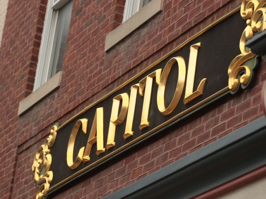 "The Capitol Theatre has been a landmark in downtown Chambersburg since 1927. The theater aims to raise $150,000 through its ""Capitol Forever"" campaign, to help expand community programming."