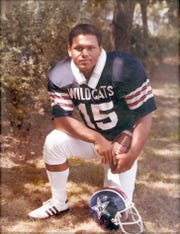 Tracy Smith, a 1983 Dallastown High graduate, ran for a school-record 2,175 career yards and earned a scholarship to Duke University.