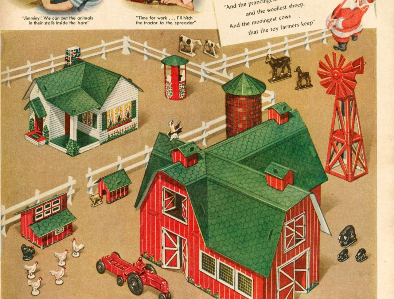 Sears Wishbook catalogs were a big deal for Christmas shoppers and gift recipients. Jason Liebig has gathered and scanned catalogs from the 1930s to the 1990s through his website, WishBookWeb.com.