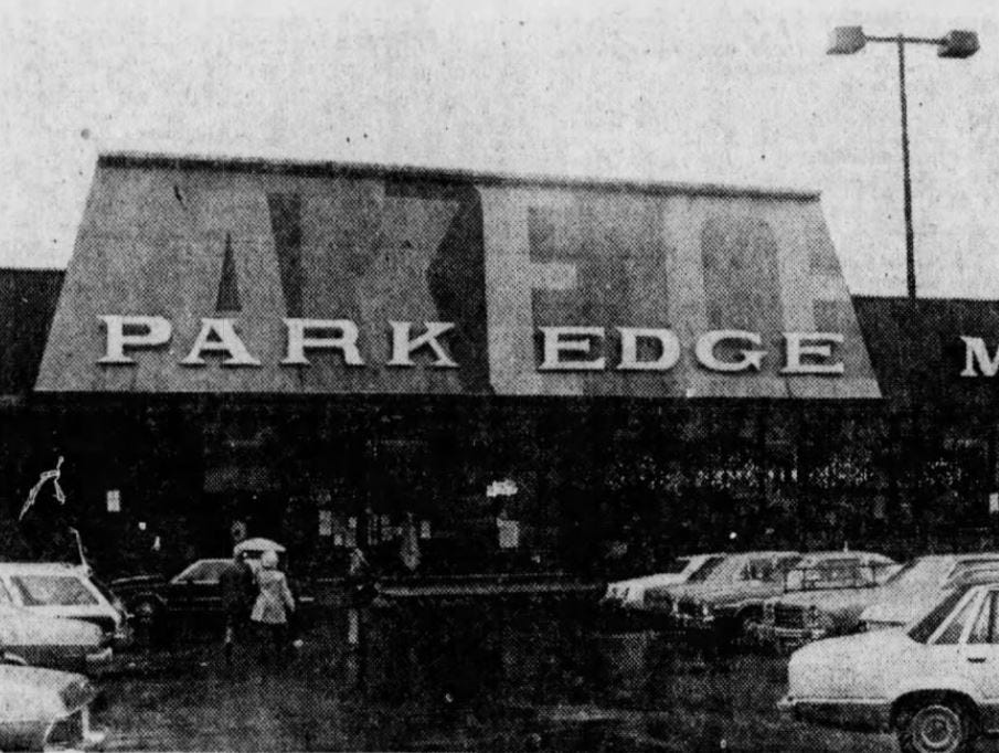 Whatever happened to ... Park Edge food markets?