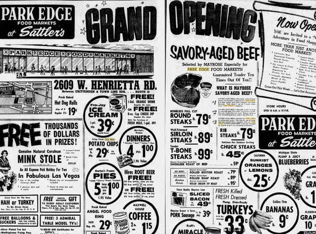 a55ad75cf Whatever happened to ... Park Edge food markets?