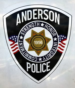 Anderson Police Department logo