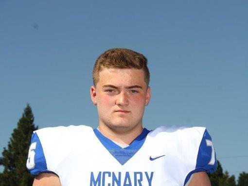 McNary's Michael Ridgway