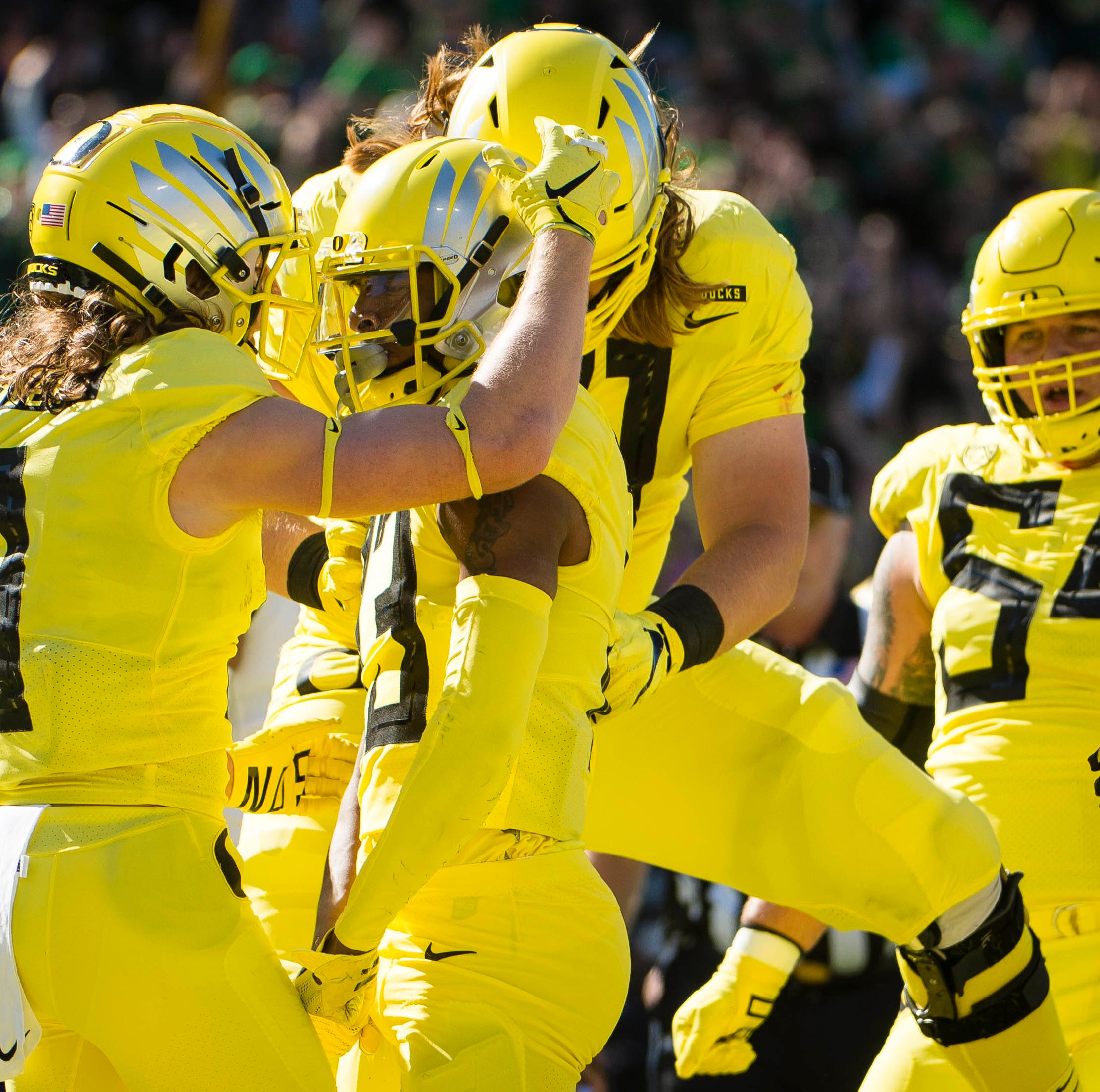Oregon Ducks will face off against Michigan State Spartans in NCAA Redbox Bowl