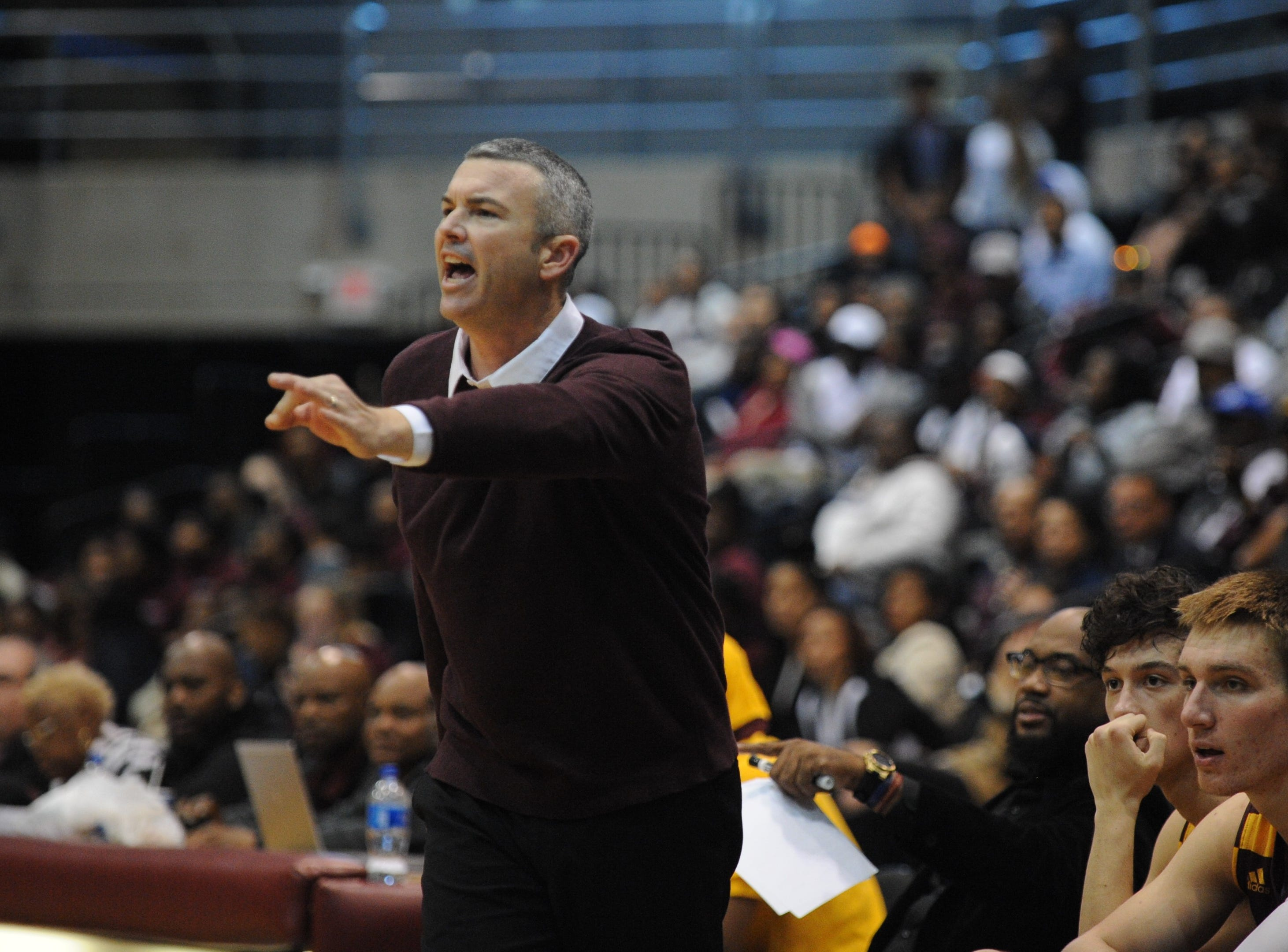 Q&A: Salisbury University men's basketball coach Brian McDermott has undefeated squad