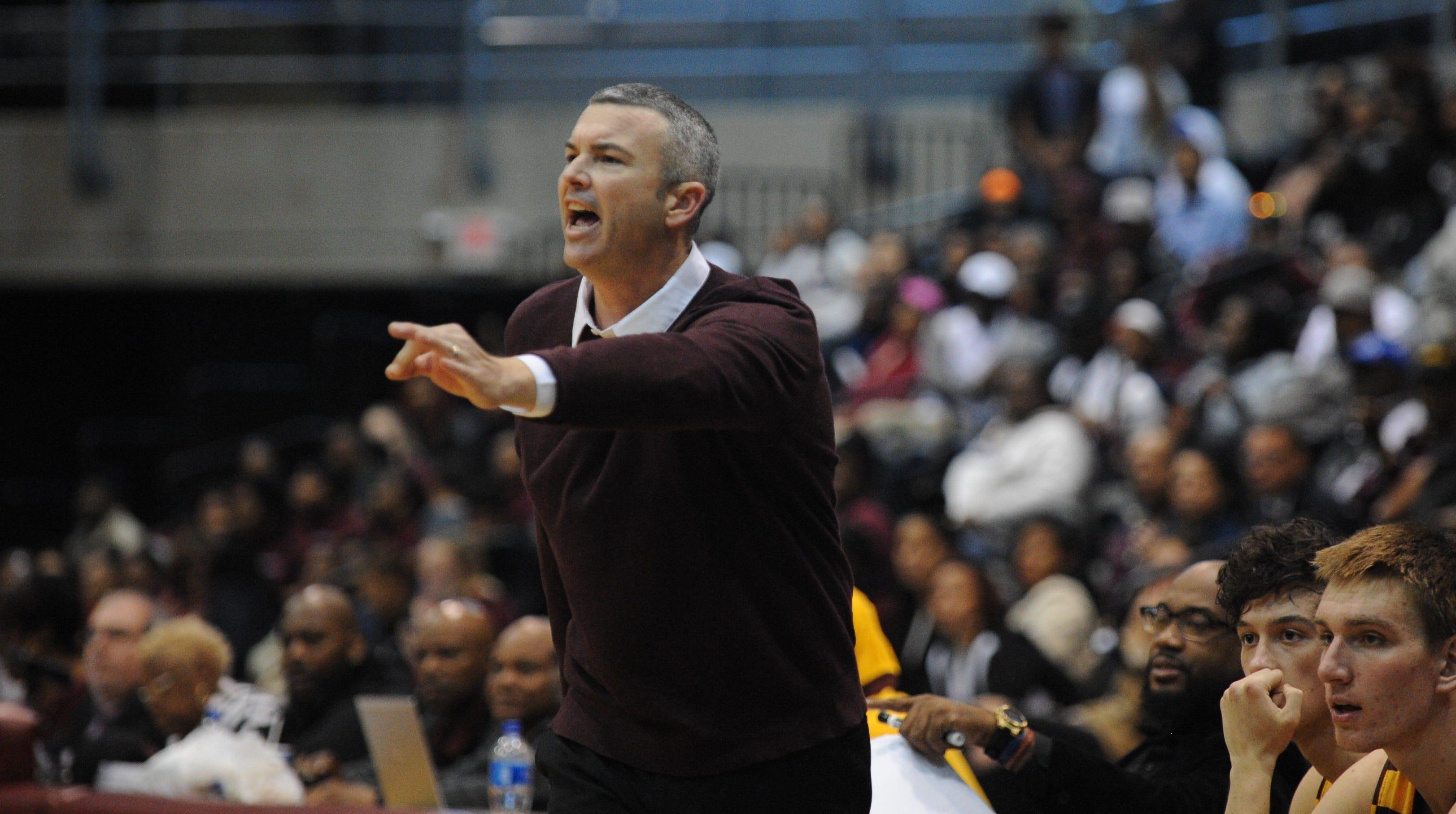 Q A Salisbury University Men S Basketball Coach Has Undefeated Squad