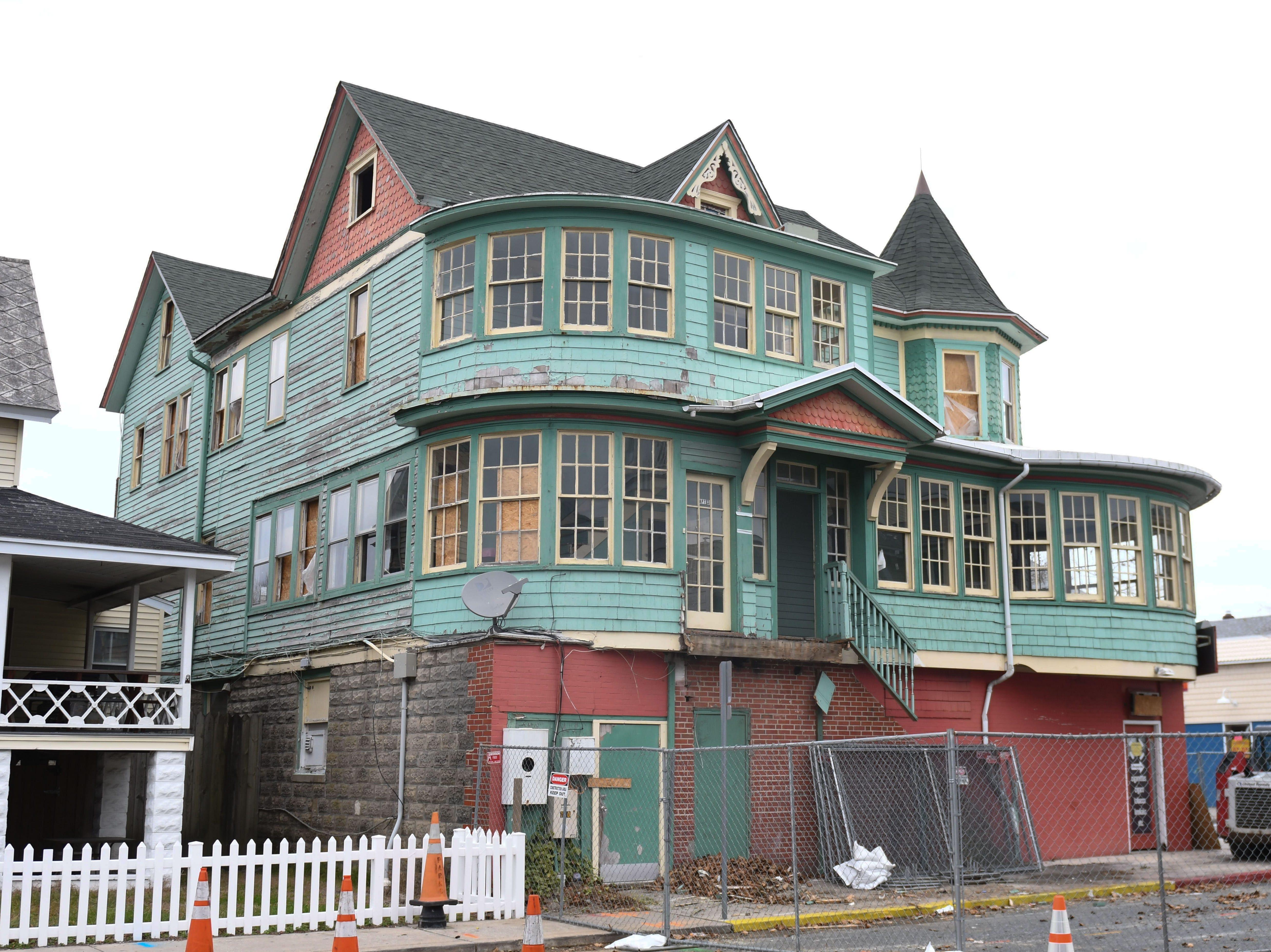 PHOTOS: Historic Ocean City building demolished