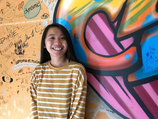Kiana Yang's dream is to open up a bubble tea food truck.
