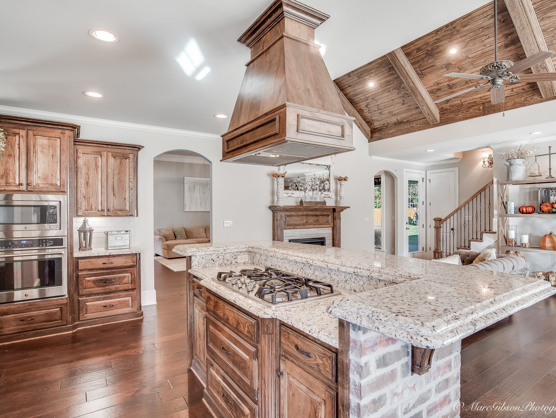 1030 Towhee Drive,   Shreveport  Price: $575,000  Details: 5 bedrooms, 4 bathrooms, 3,681 square feet  Special features: Long Lake living with open kitchen,  remote master suite with custom ceiling treatment,  outdoor kitchen and entertaining patio.  Contact: Lynn Roos,   455-6004