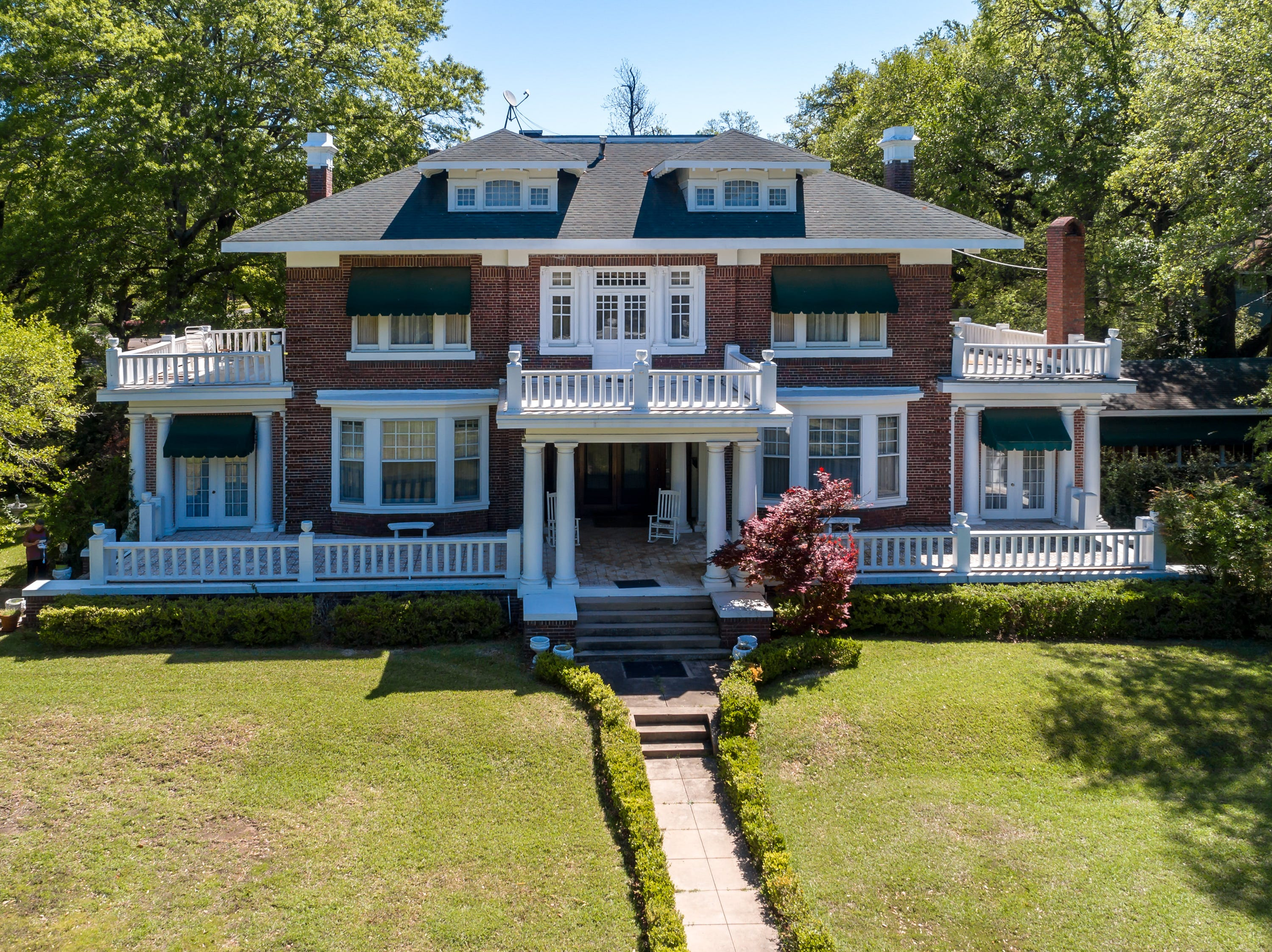 2611 Fairfield Ave., Shreveport  Price: $799,000  Details: 5 bedrooms, 3.5 bathrooms, 6,543 square feet  Special features: Masterpiece historic 1910 property with lush grounds, stunning woodworking and attention to detail,  koi pond is a hidden jewel.  Contact: Karen Baker, 469-1331