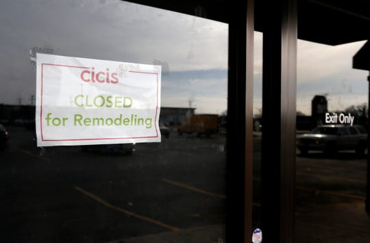 Cicis Pizza will be coming back to Springfield in the same location as the previous one under a new franchise owner in early 2019.