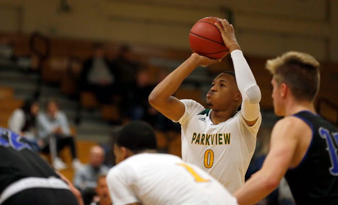 Parkview against Notre Dame in Springfield on November 29, 2018.