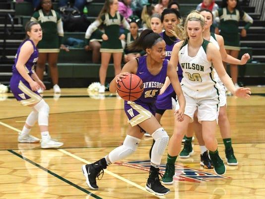 Waynesboro At Wilson Memorial Basketball