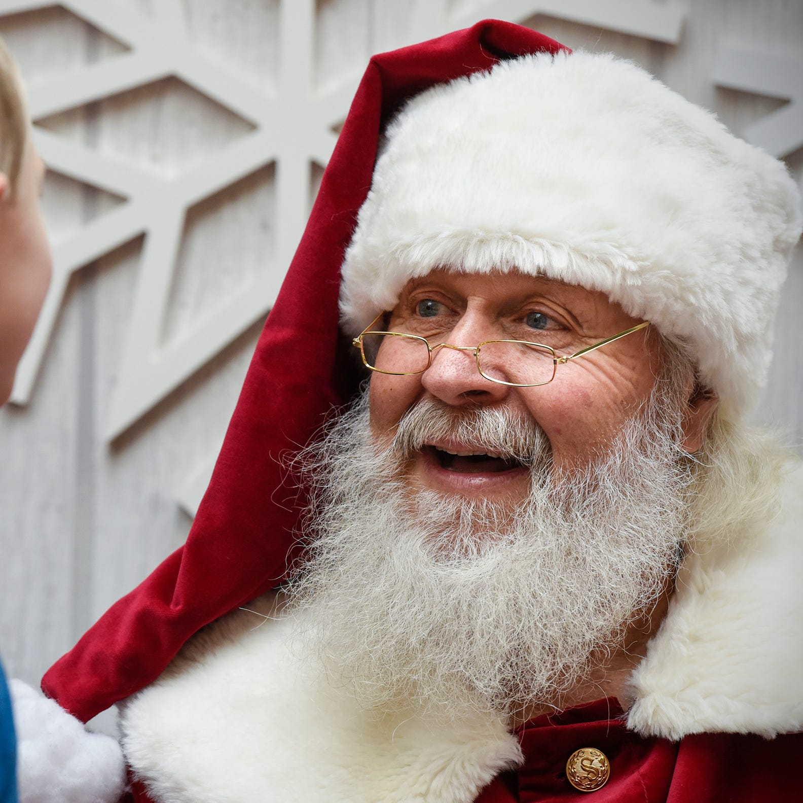 Where in the world is Santa? Here's where he'll be locally — until Dec. 24, of course!
