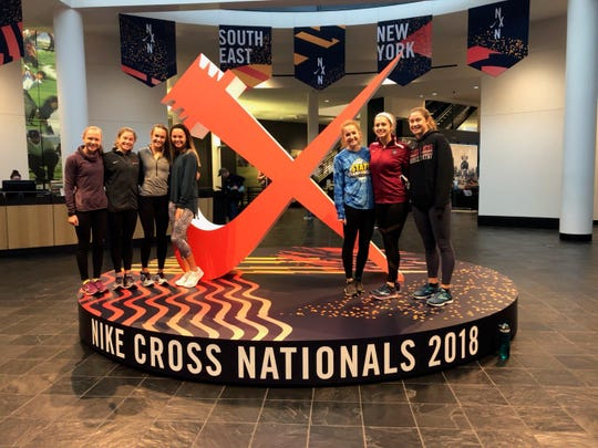 Chiles' girls cross country team is in Portland, Oregon, for Nike Cross Nationals. The Timberwolves, who have won back-to-back Class 3A state titles and last week's Nike Cross Southeast Region title, are the first boys or girls team to qualify for the national race.