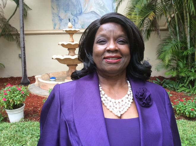 Rev. Pamela Green will speak at a Blue Christmas worship service.