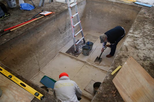 Wakulla Springs Archaeological Dig 112918 Ts 005