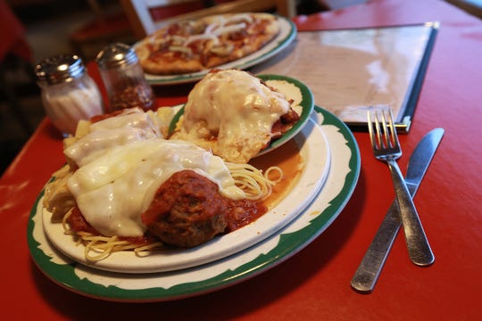 The Italian Sampler from The Italian Kitchen.