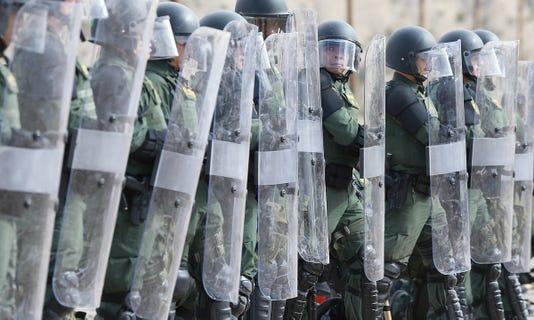 16 Border Patrol Training
