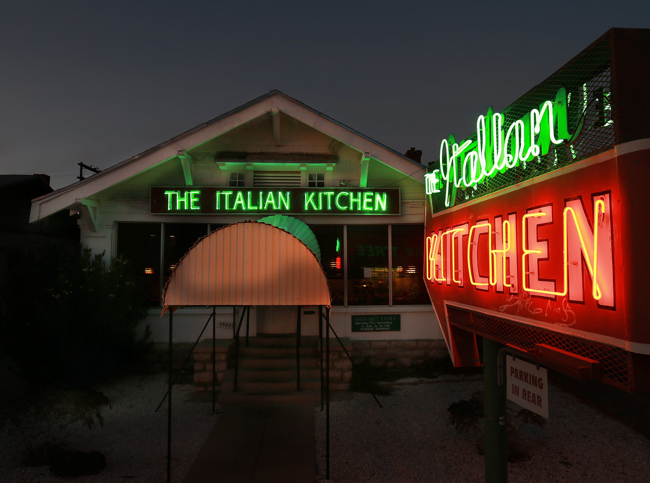 The Italian Kitchen is celebrating its 70th year of business in El Paso.