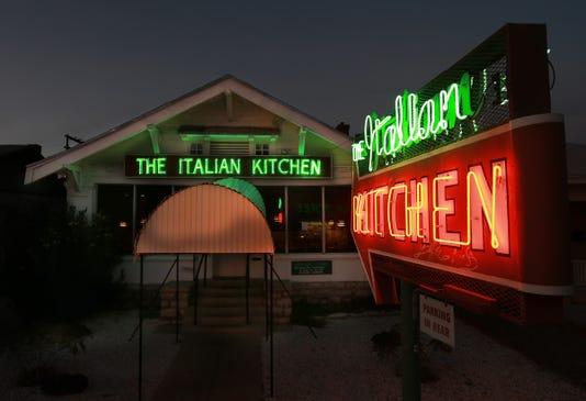 Main The Italian Kitchen