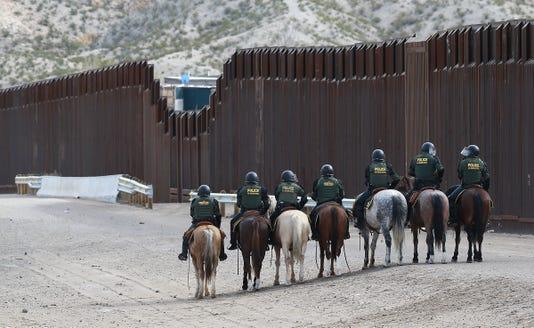 10 Border Patrol Training