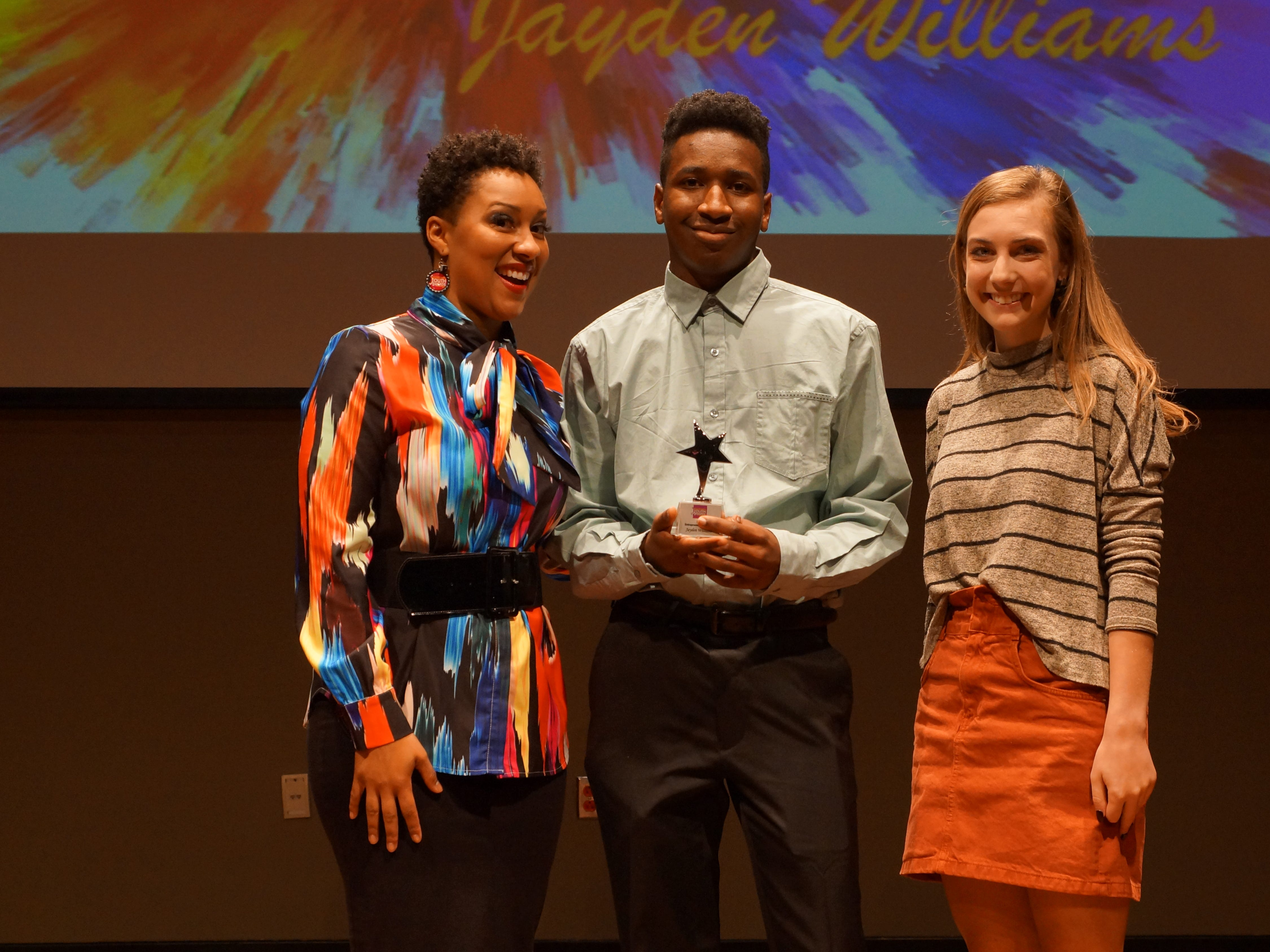 2018 Outstanding Youth Awards