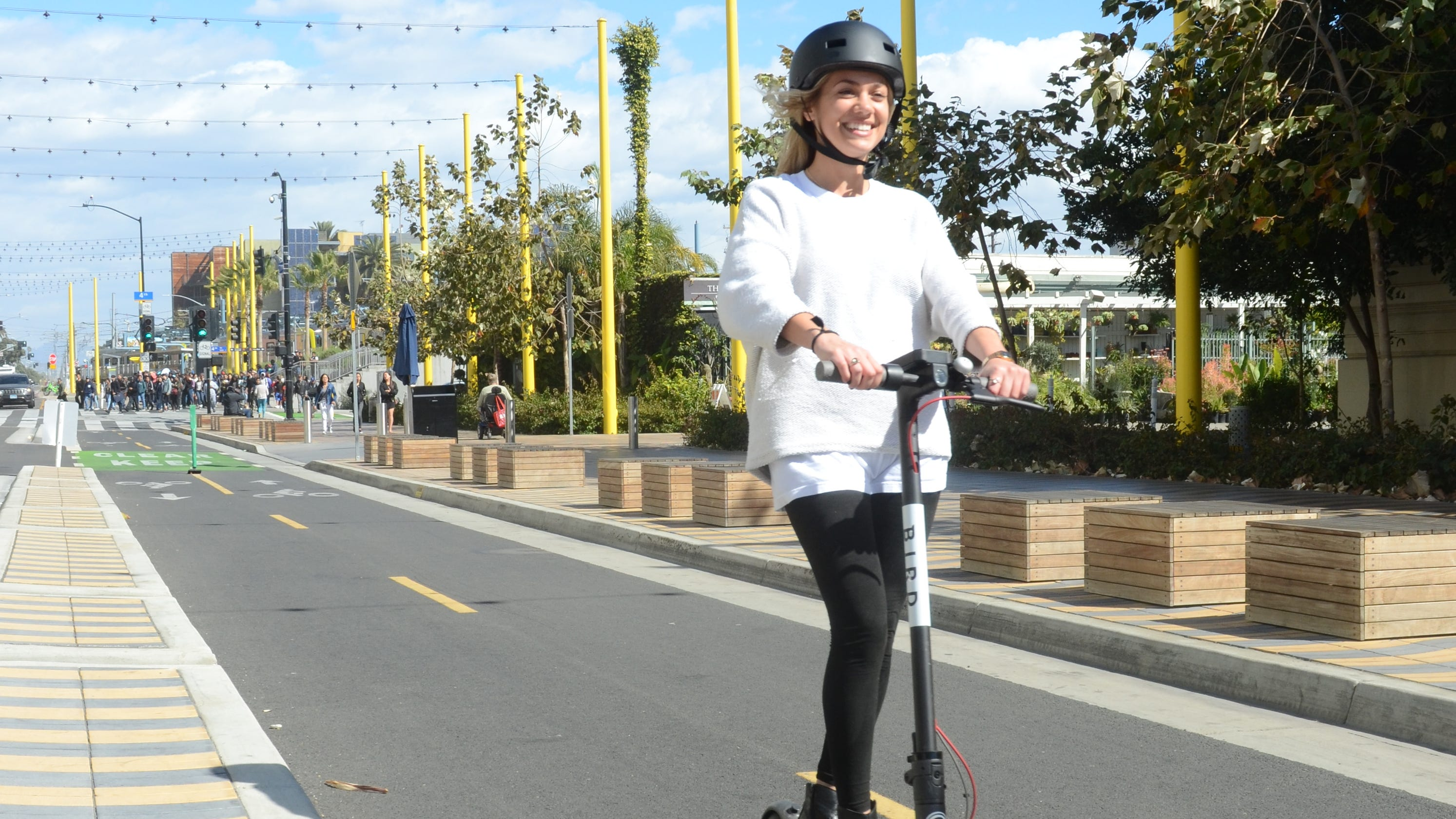 Electric Scooters Coming To The Streets Of Thousand Oaks