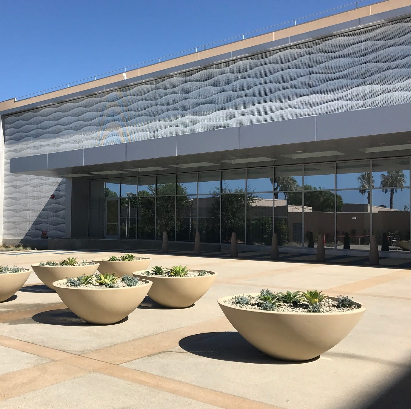 Ventura County Medical Center opened a $305-million wing in 2017.