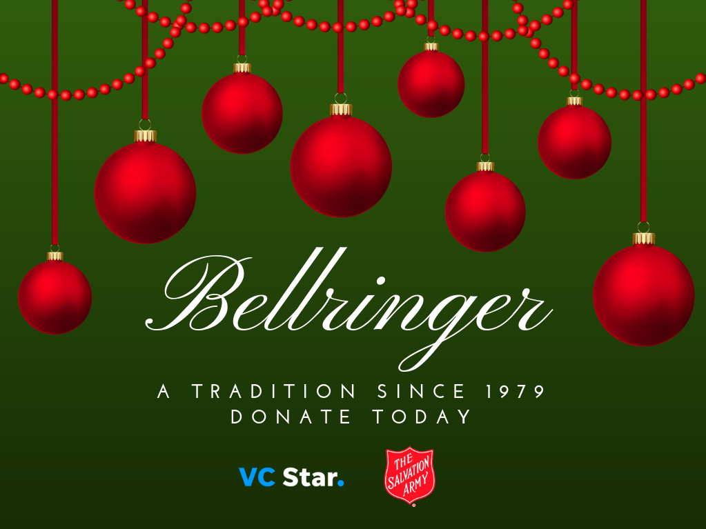 Bellringer: Wife of late postmaster donates to Salvation Army in his memory