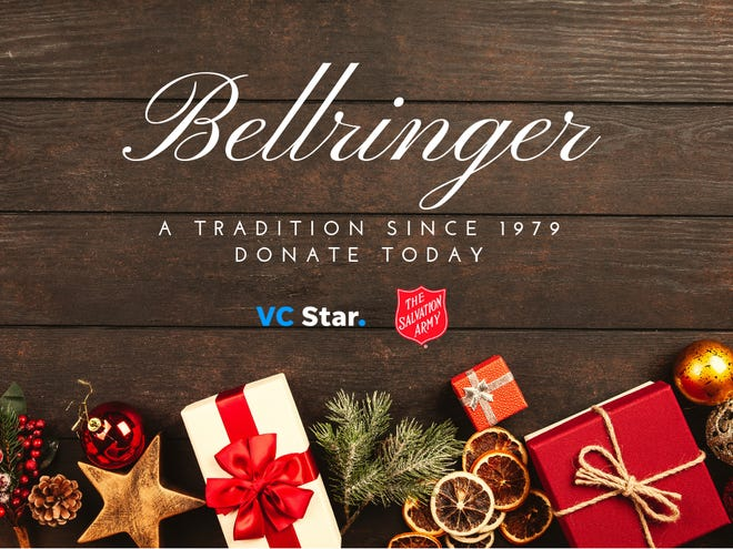 The Star's annual Bellringer campaign is collecting donations for the Salvation Army through Christmas.