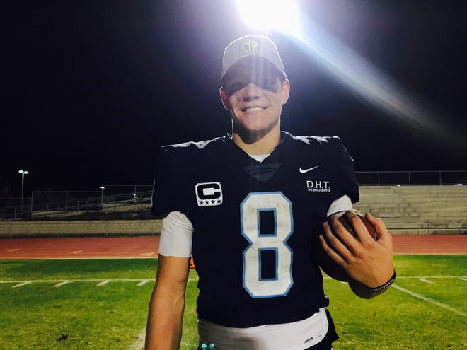 Central Valley Christian High senior Eric Dragt is the Times-Delta prep athlete of the week.
