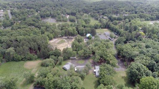Uta Of Monsey Drone Photo