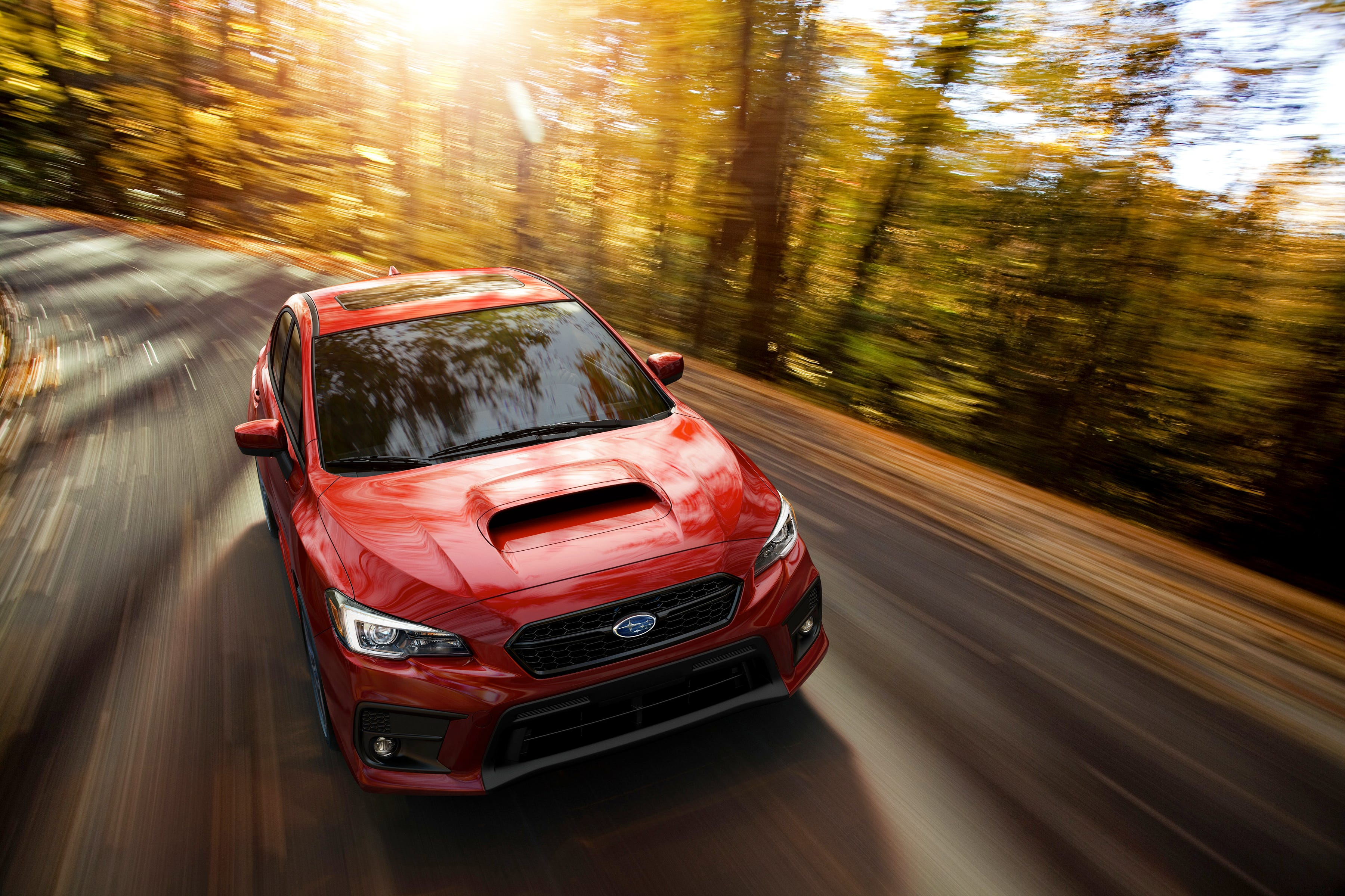 Life in the fast lane: Subaru WRX owners have the most speeding tickets in the last year, Insurify study says.