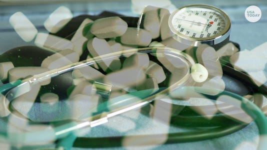 Blood pressure medications recalled