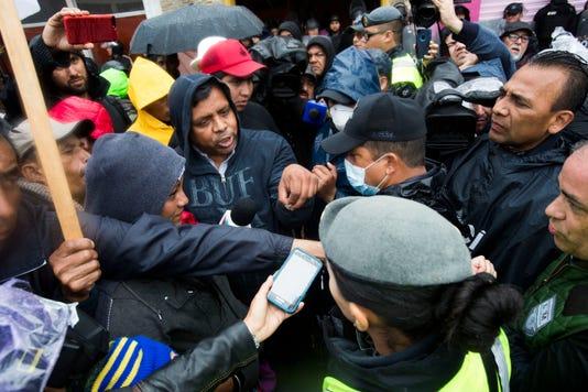 Usp News Migrant Caravan A Mex Ba