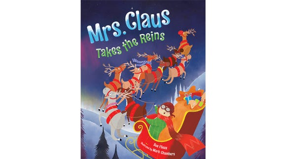 Mrs. Claus Takes the Reins