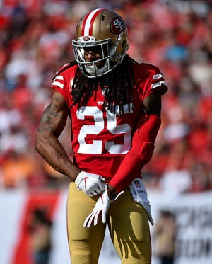 San Francisco 49ers cornerback Richard Sherman will be facing his former team, the Seattle Seahawks, for the first time since parting ways.