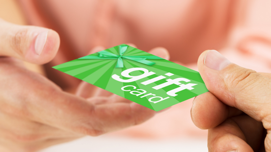 Gifts to stop giving people: Gift cards