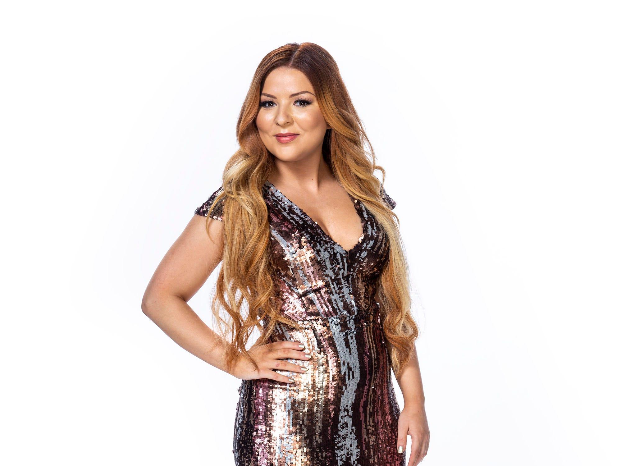 Singer Bianca Ryan