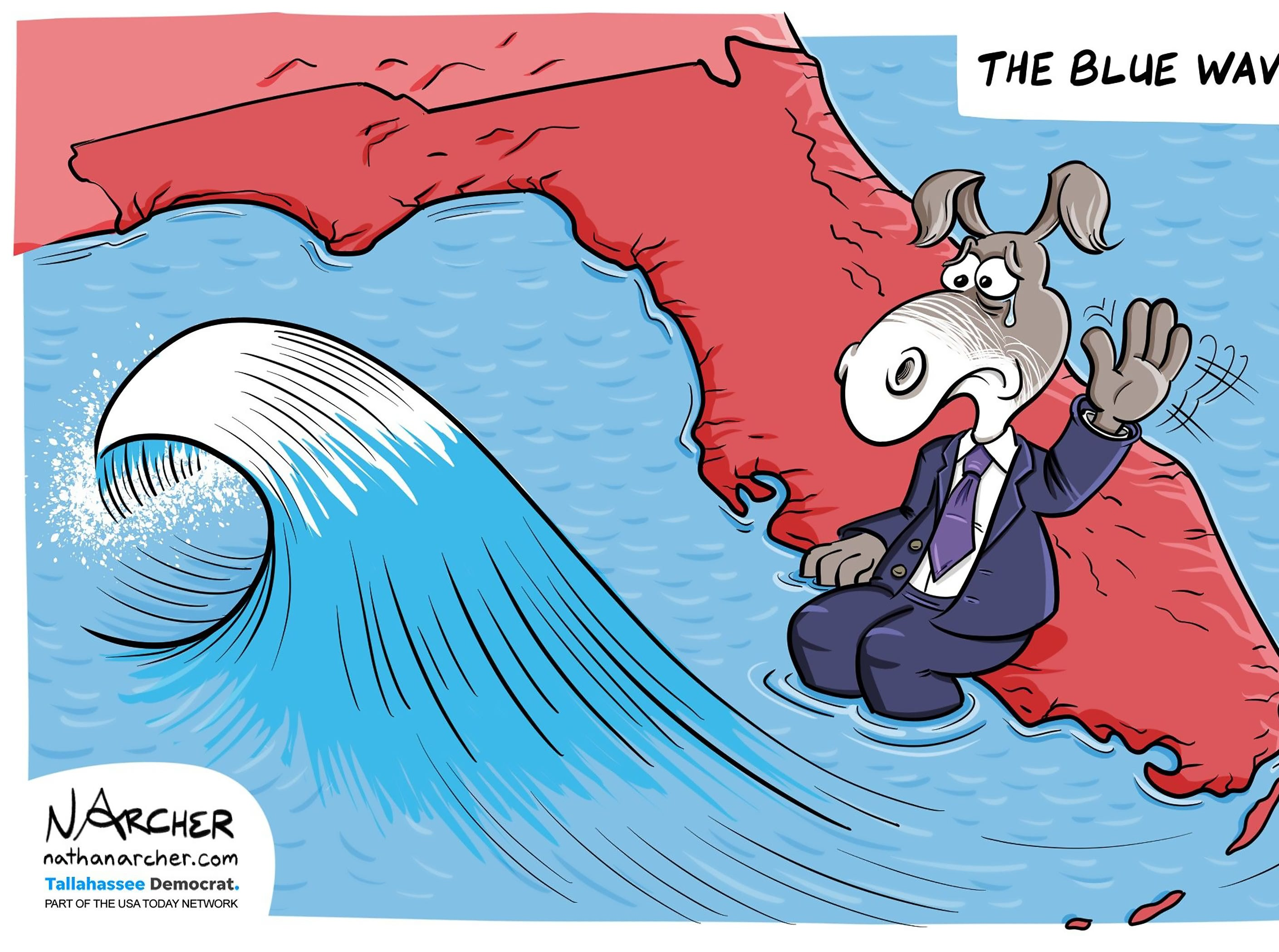 The cartoonist's homepage, tallahassee.com/opinion