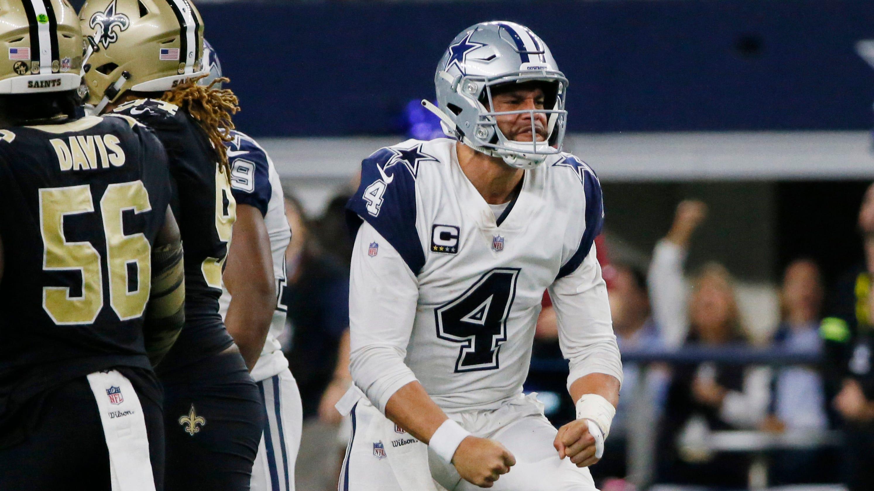 Louisiana Cowboys Temper Emotions Following Upset Of Saints