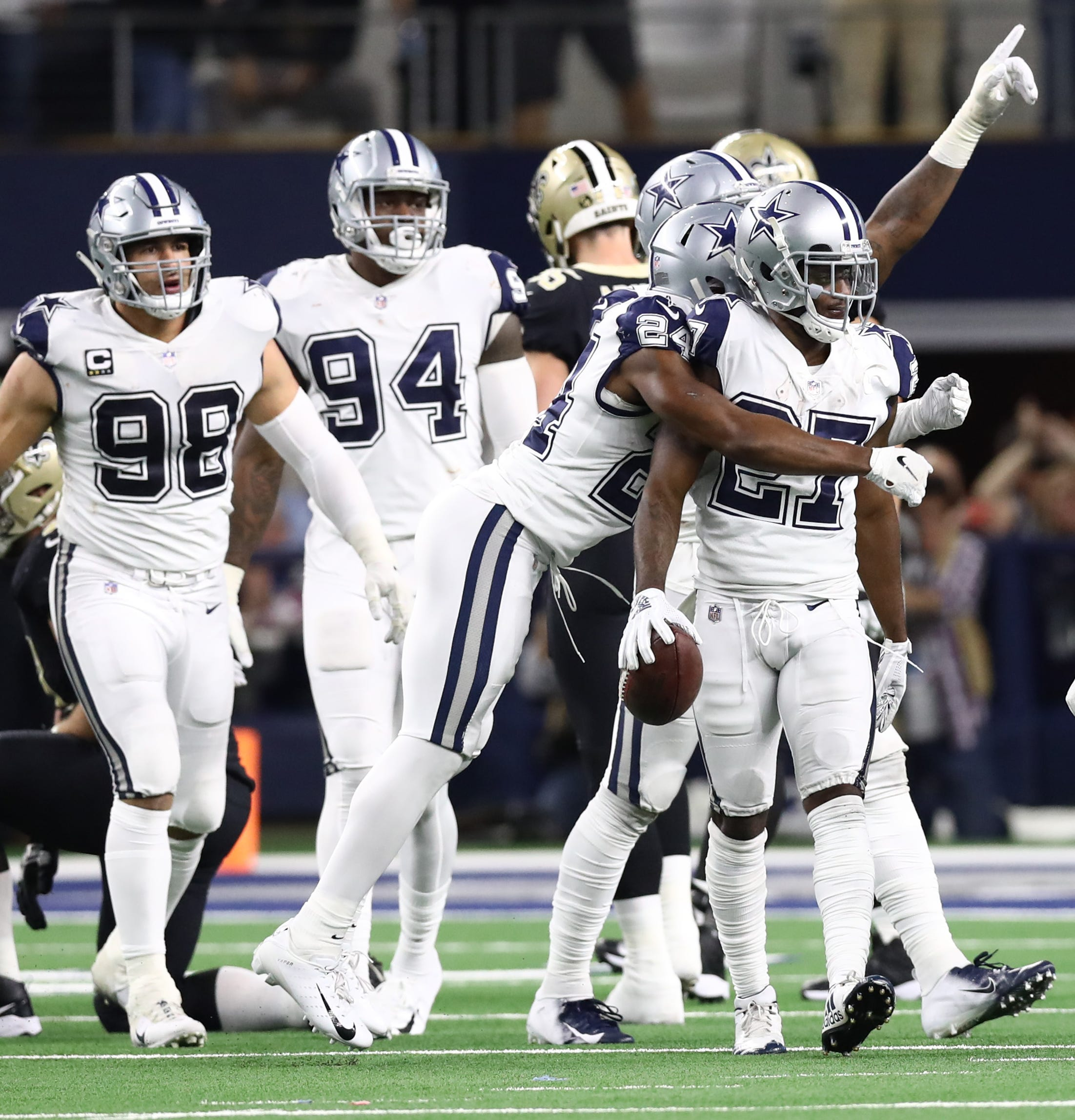 Nfl New Orleans Saints At Dallas Cowboys