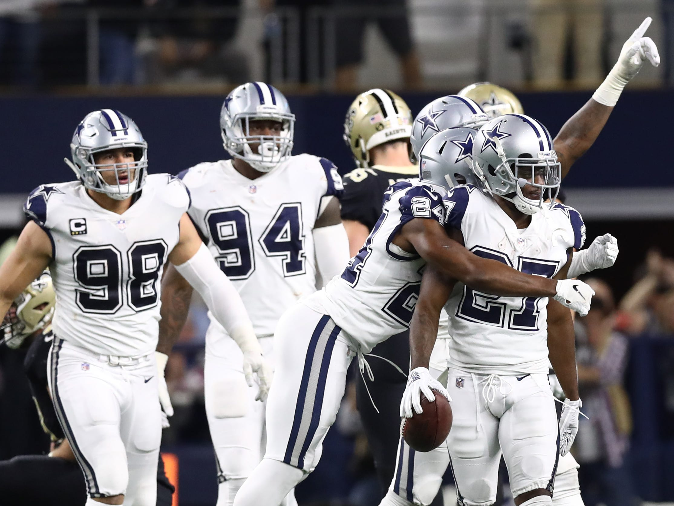 'No one believed in us': How Cowboys 'shocked the world' in upset of Saints on Thursday