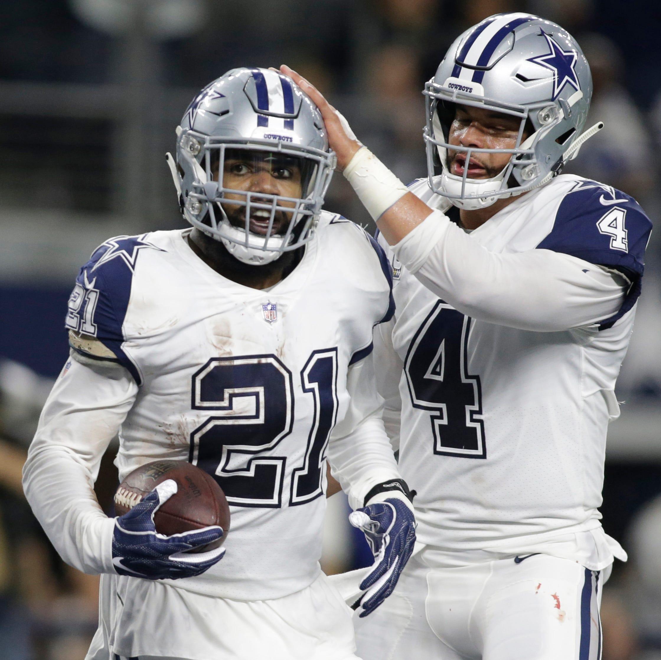 Nfl New Orleans Saints At Dallas Cowboys