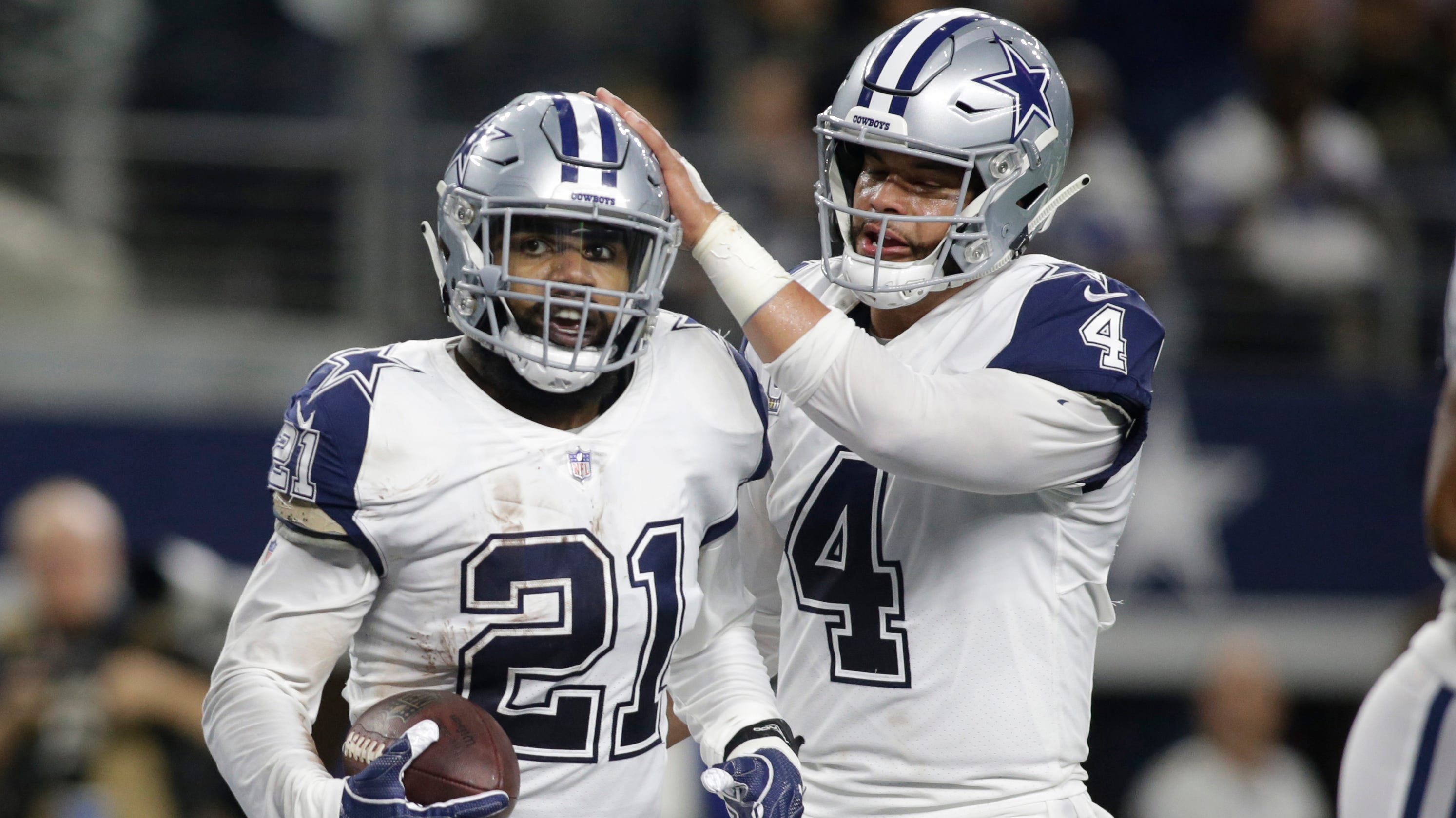 dallas cowboys new orleans saints win streak snapped in upset