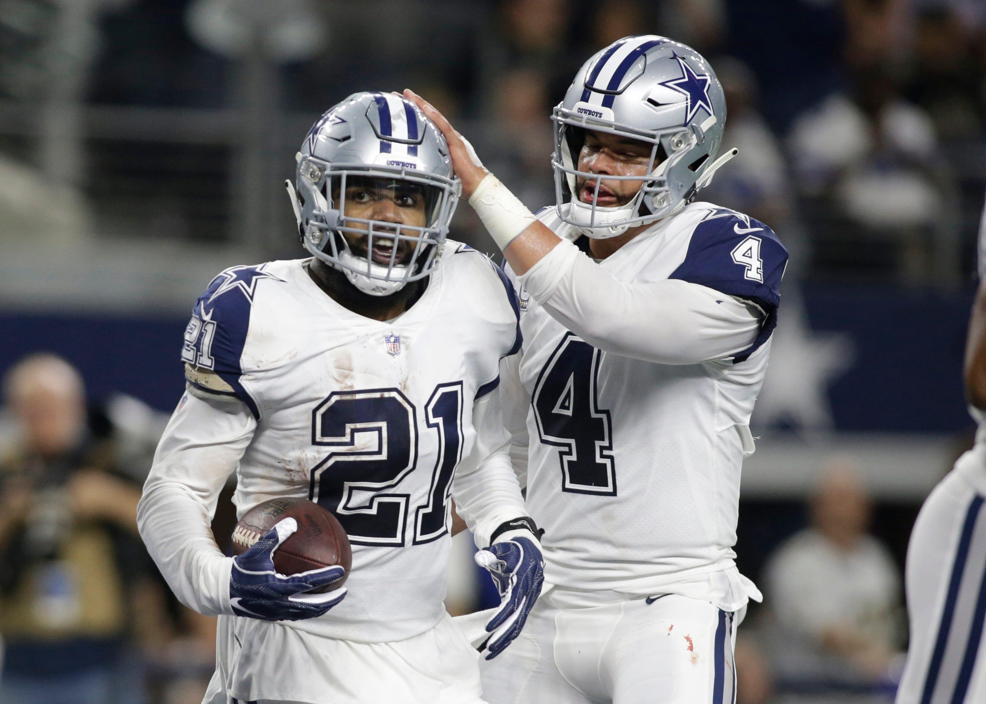 Dallas Cowboys  New Orleans Saints U0026 39  Win Streak Snapped In Upset